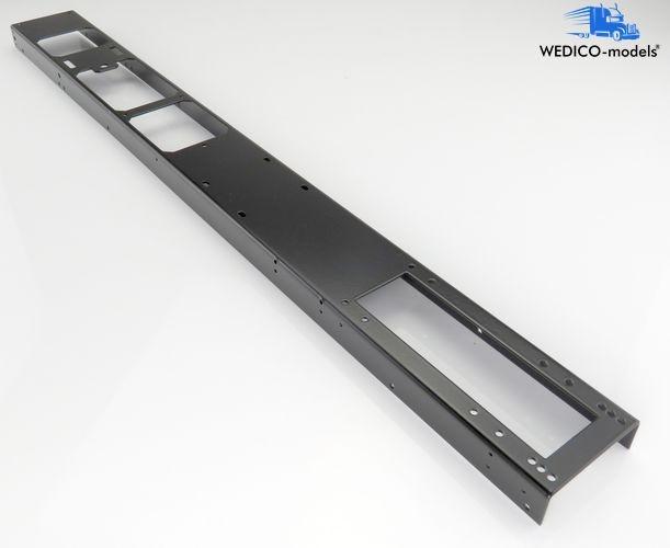 Rahmen 585mm schwarz