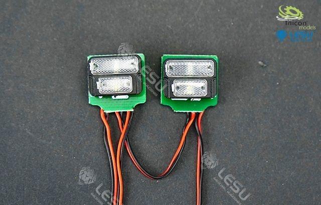 Rückleuchten-Set LED aus Kompaktlader 58500