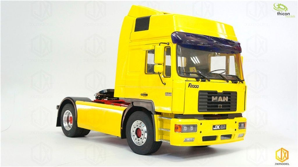 1:14 MAN F2000 2-axle tractor unit