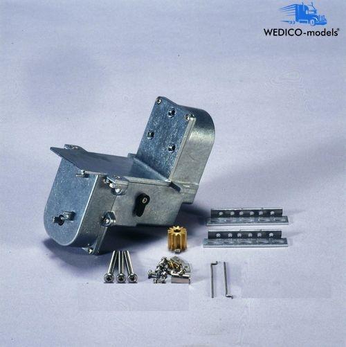 Allrad 3-Gang Schaltgetriebe