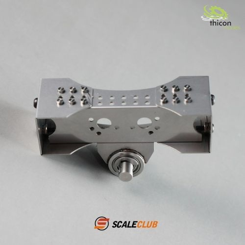 1:14 traverse with shaft bearing 5mm stainless steel