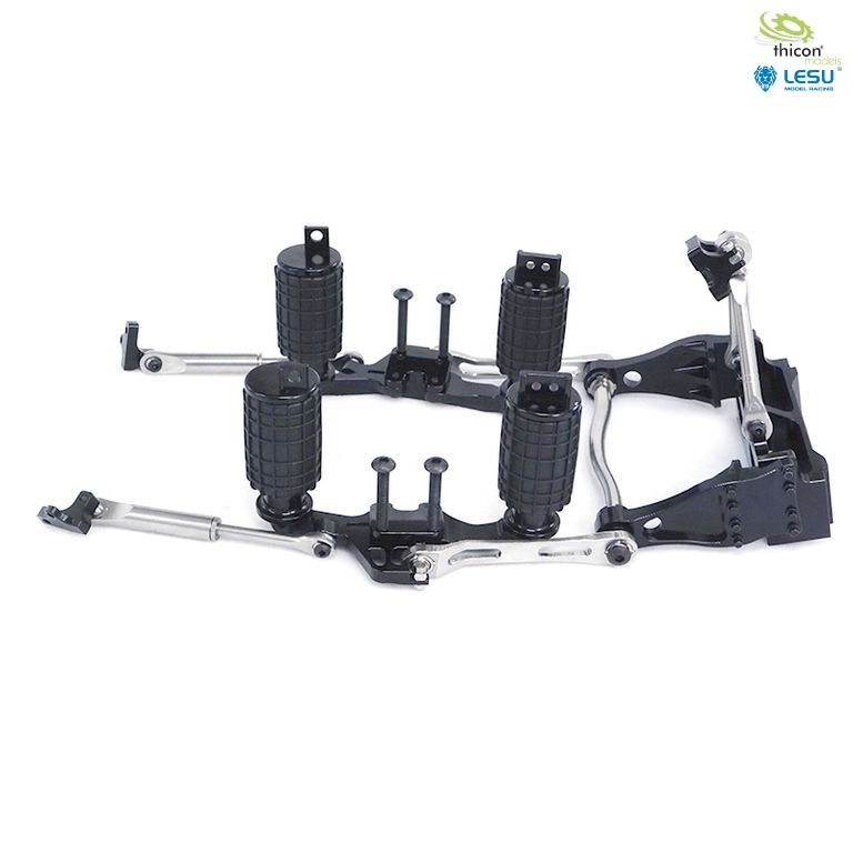 1:14 air suspension for driven rear axle