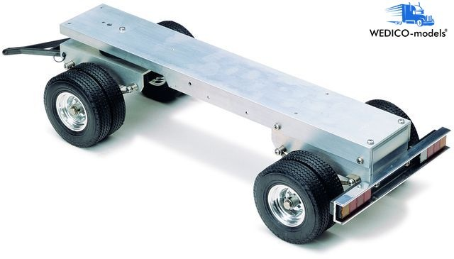 Standard chassis, 2-axle trailer