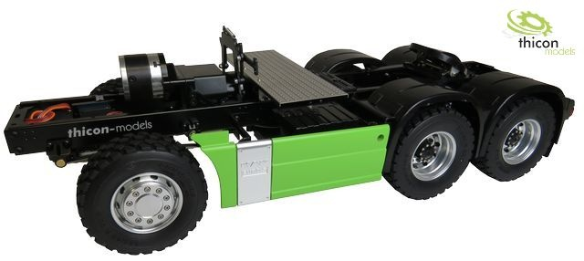 1:14 thicon 6x6 chassis Version 2