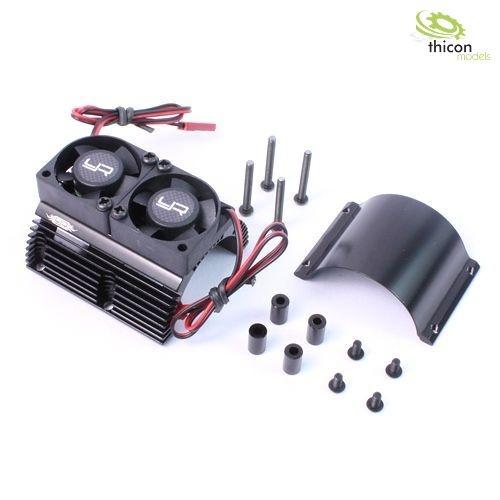 Motorkühler-Set für 1:8 Modelle mit 40,8mm Motor