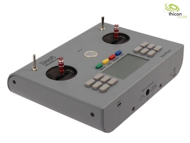 Sender HS16G grau ohne Spur 2,4Ghz