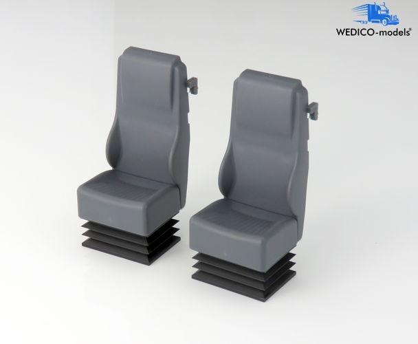 Bucket seats