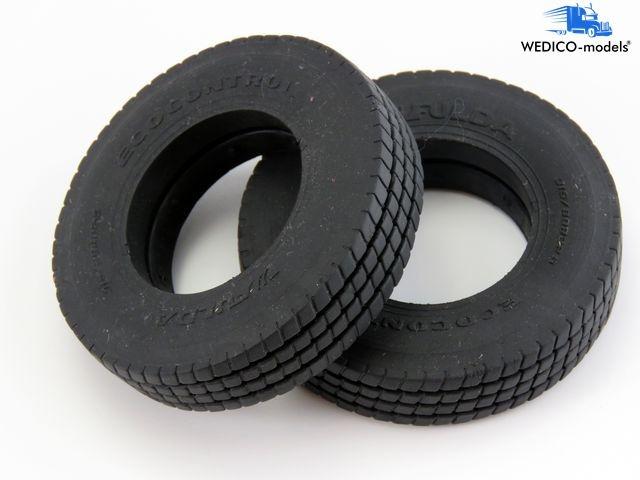 Standard-Reifen FULDA ECOCONTROL 2 Stück