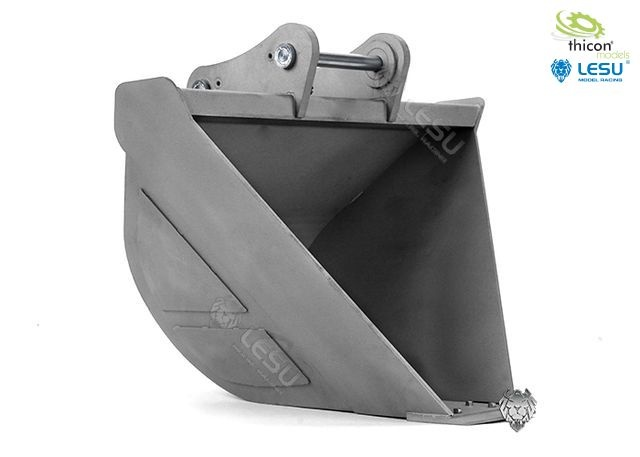 Trapezoidal bucket for 74t excavator 58100
