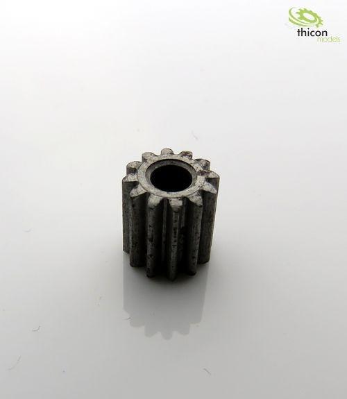 Aufpressritzel Stahl 12 Zähne