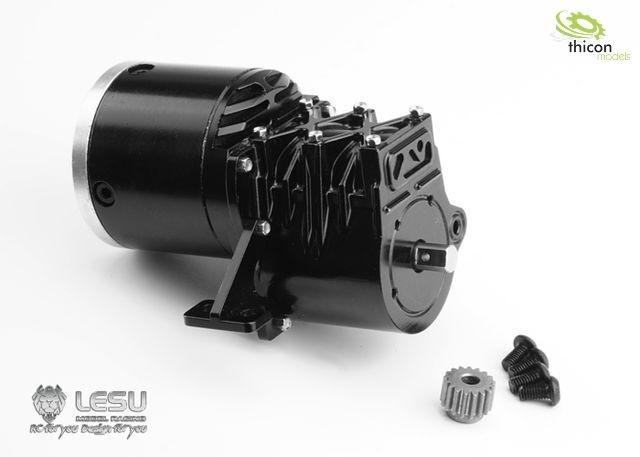 1:14/1:16 Getriebe 2-Gang 1:10/15 für 540er Motor