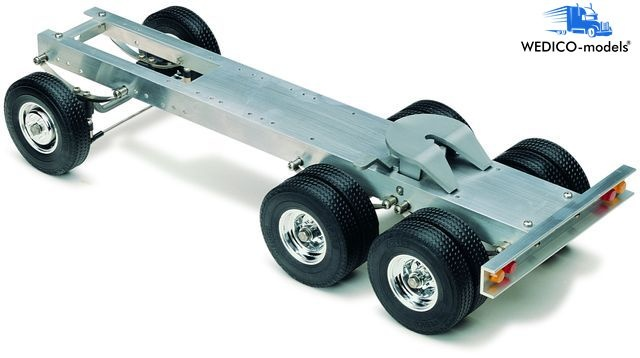 Standard-Fahrgestell 3-Achs Sattelzug