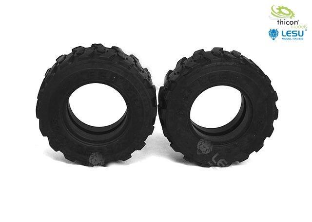 Reifen 2 Stück aus Kompaktlader 58500