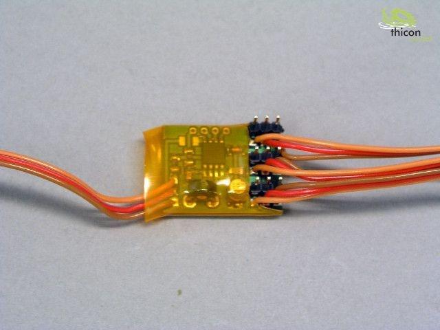 Elektronikerweiterung für WEDICO Bagger CAT 345