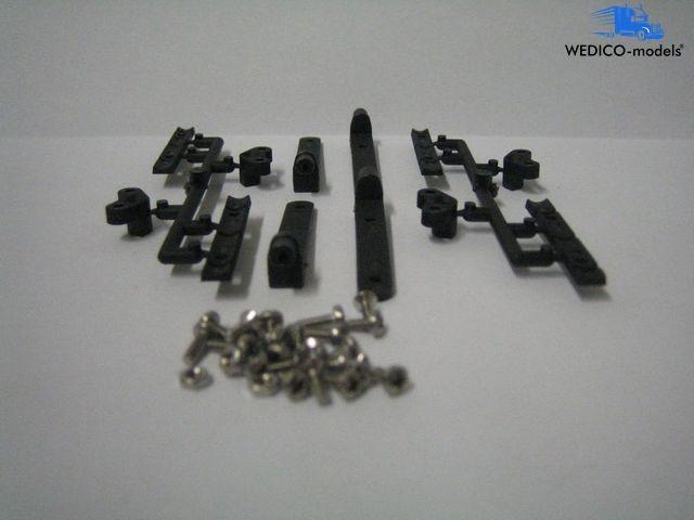 Adapter für  2 + 3 Achskotflügel (376-379)