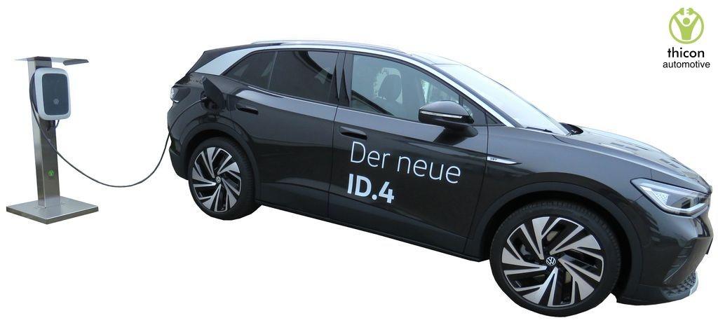 Ladesäulen für Volkswagen