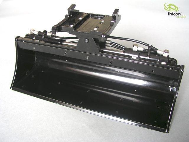 Grabenräumlöffel schwenkbar für WEDICO Bagger CAT 345