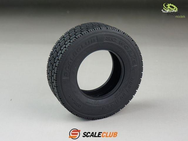 1:14 Reifen schmal All Terrain 2 Stück