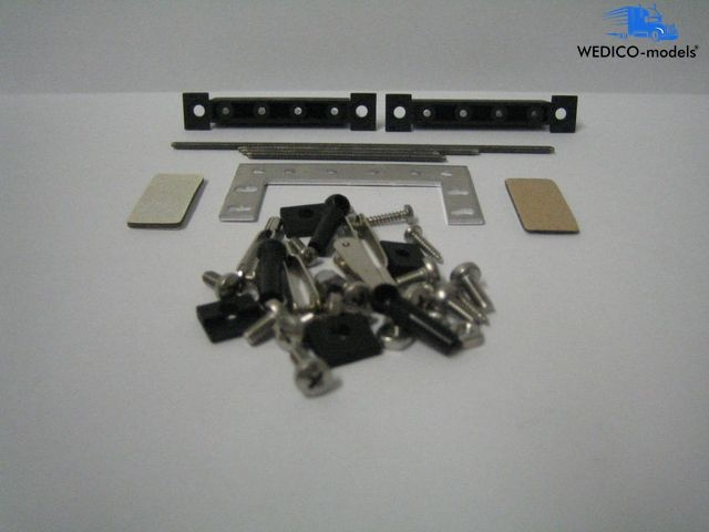 Servo inst.kit 1 for steering C.O.E.,