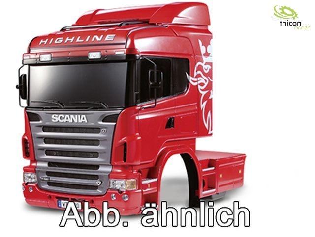 1:14 Fahrerhaus Scania R620 6x4 Highline unlackiert