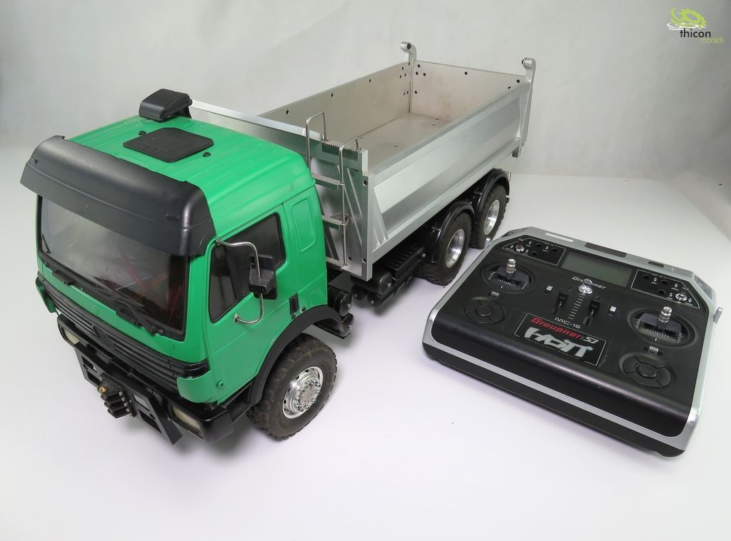 MB SK 6x6 Hinterkipper gebraucht im Kundenauftrag