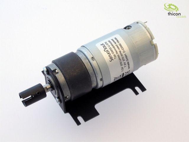 UAT1 Set aus Motorhalter undMitnehmer KUPP6 für GM32