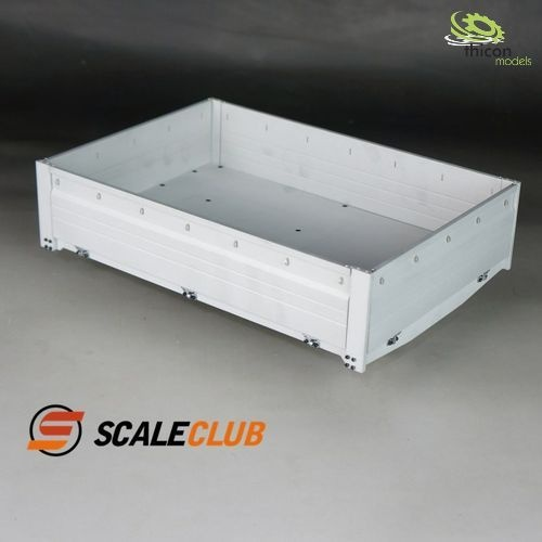 1:14 SLT interchangeable platform for fifth wheel, removable