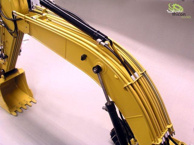 Rohrerweiterung für WEDICO Bagger CAT 345