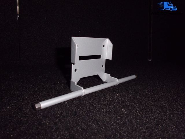 Underride barrier rear f. bumper