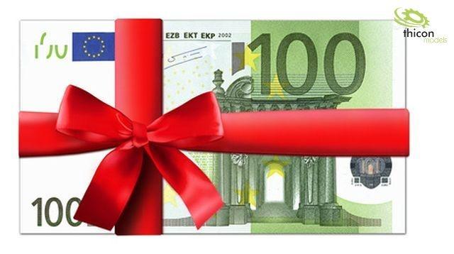 thicon Gutschein im Wert von 100,- EUR