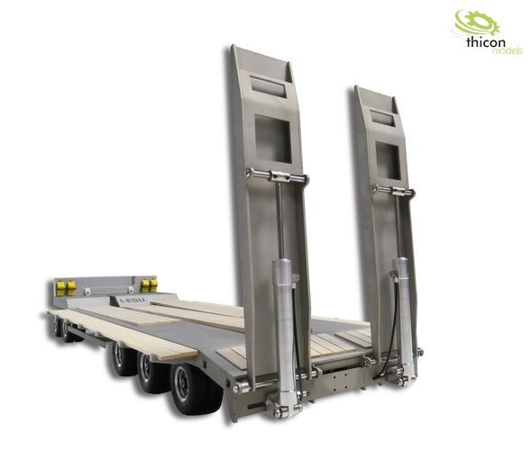 1:14 Hydraulic set for low-loading ramps