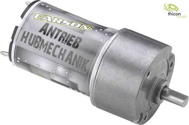 Getriebemotor Spindelantrieb Mulde/LR634