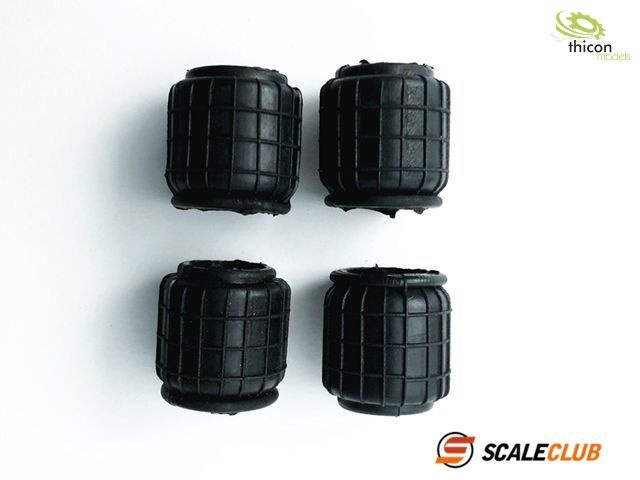Air bellows 4 pieces