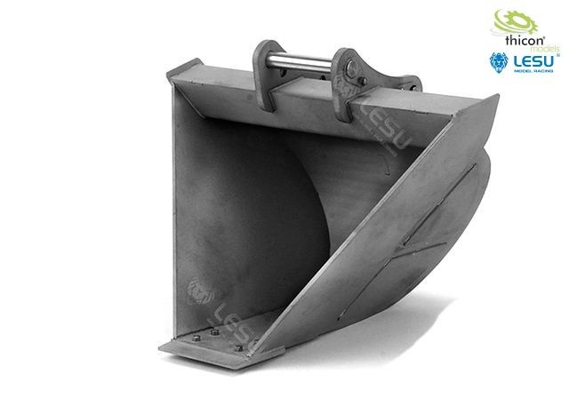 Trapezoidal shovel for 36t excavator 58300