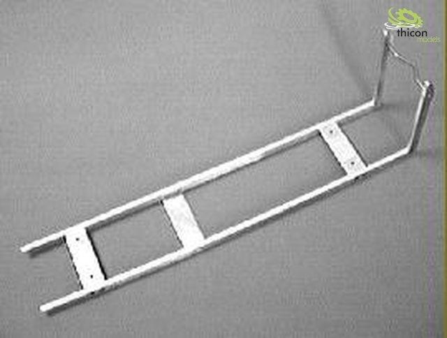 Bausatz Abrollrahmen-Schlitten passend für TAMIYA und WEDICO
