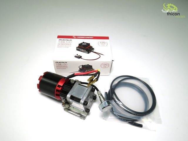 Hydraulic high-performance pump 11,1V 30bar
