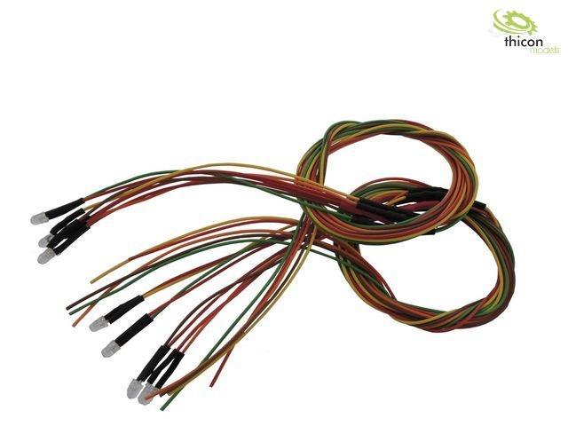 L312H LED-Kabelbaumset 12V hinten