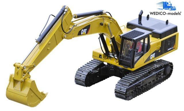 Komplettbausatz Hydr. Bagger CAT 345 D