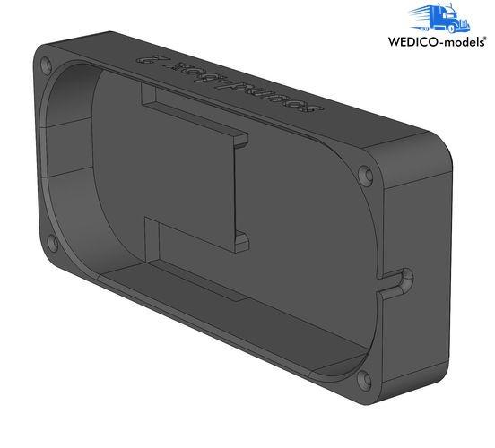 Soundbox 2 für Lautsprecher Visaton SC 4.9 FL