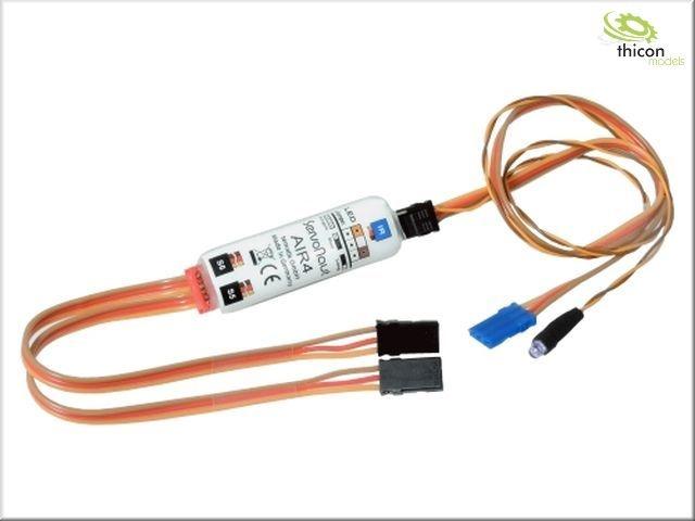 AIR4 Infrarot-Sender für die Regler der M und K - Serien