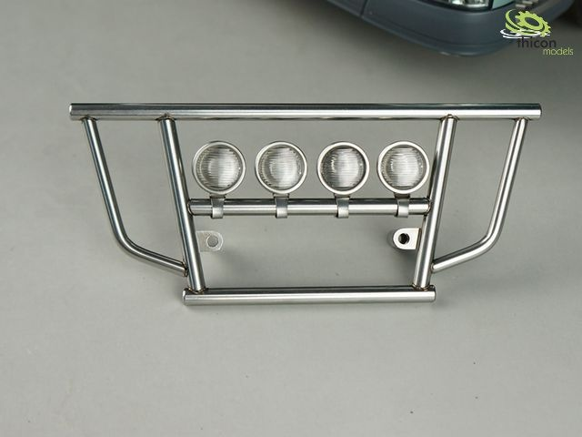 1:14 front lamp bracket with metal lamps for VOLVO