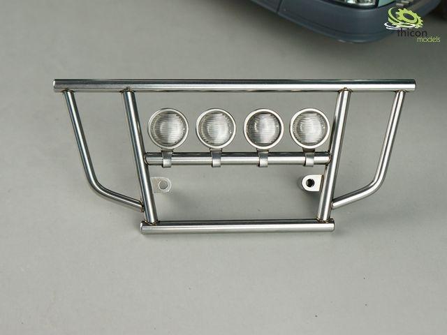 1:14 Front-Lampenbügel mit Lampen aus Metall für VOLVO