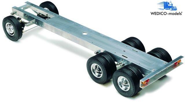 Standard-Fahrgestell 3-Achs Gliederzug