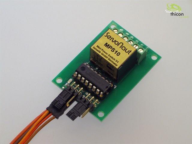 MPS10 3-Kanal Mini-Power-Switch