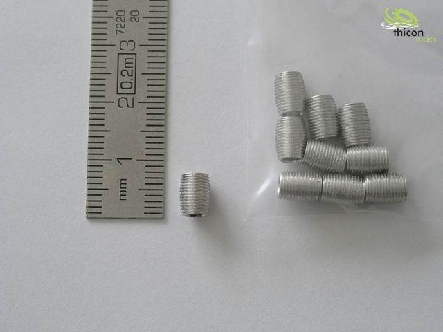 Hydraulik Sicherungshülse 3mm 10 Stück