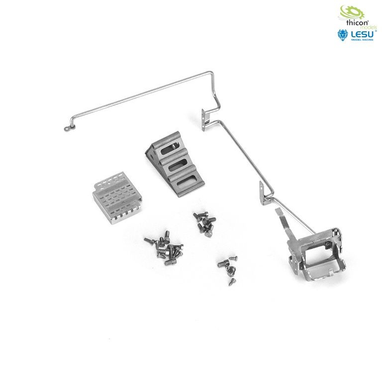 1:14 handle with step and brake shoe for drivers cab