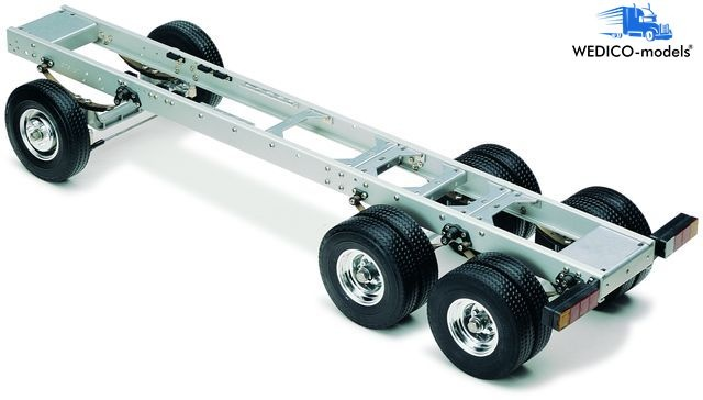 Prof.chassis 3-axle witho.Tank,rigid-