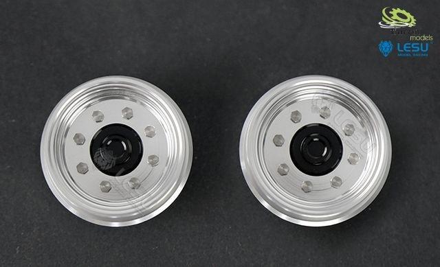Felgen 2 Stück aus Kompaktlader 58500