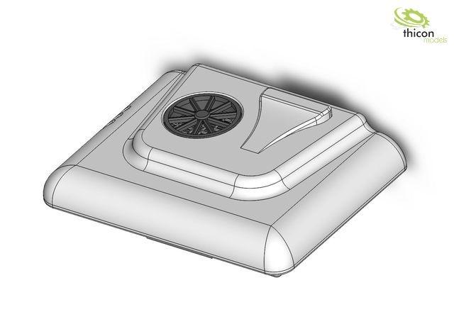 1:14 Klimaanlage für Scania