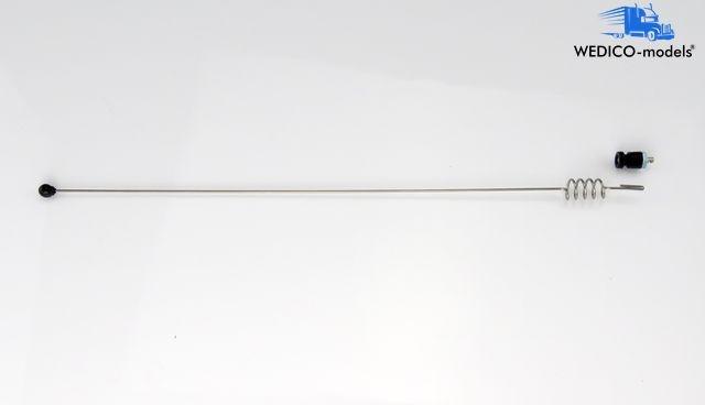 RC-Antenne abnehmbar mit Sockel